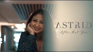 AstriD | OST After Met You (Cover & Lirik)