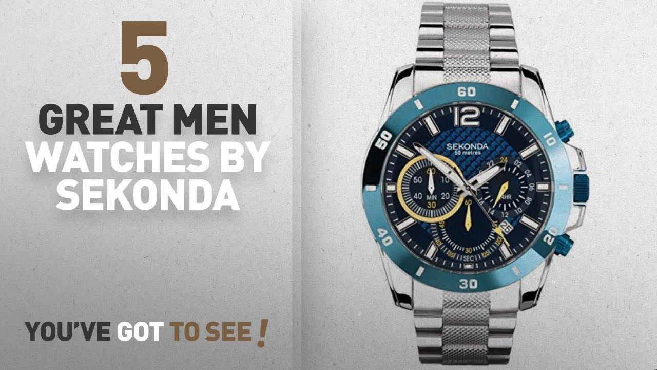 0e24a266a3c Top 10 Sekonda Men Watches   Winter 2018    Sekonda Chronograph Gents Watch  3484