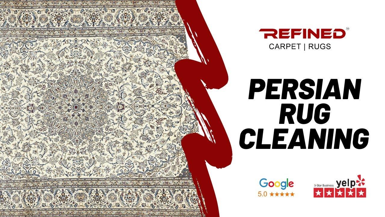 Persian Rug Cleaning Orange County I (714) 465 5377 I Persian Area Rug  Washing Huntington Beach   YouTube