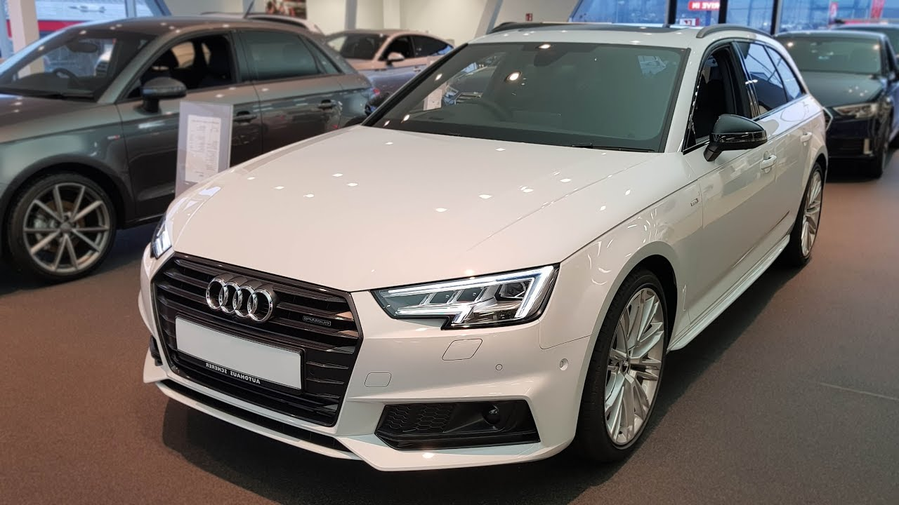 2018 Audi A4 Avant Sport 20 Tfsi Quattro Audiview Youtube