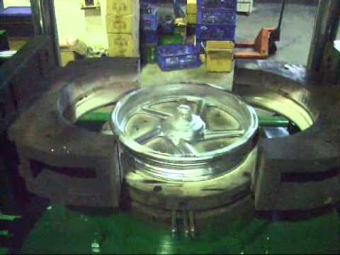 Gravity Casting For Motorcycle Video7 Youtube