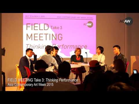 FIELD MEETING: Thinking Performance - Part 13 (ACAW 2015)
