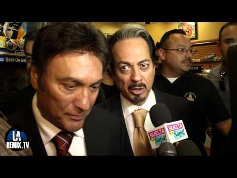 """Entrevista a Los Tigres del Norte presentan su nuevo álbum """"Realidades"""""""