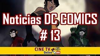 Noticias DC # 13 Vixen con Flash y Arrow unen Universos, Casper Crump será Vandal Savage en Arrow