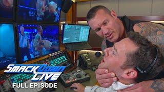 WWE SmackDown LIVE Full Episode, 18 September 2018