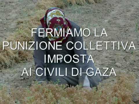 Un sostegno di cemento per Gaza