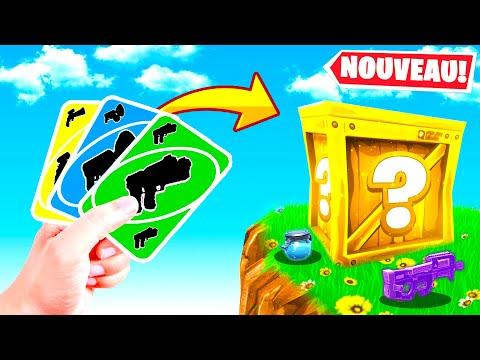 ELLES CHOISISSENT NOS ARMES ! FORTNITE CREATIF GAME