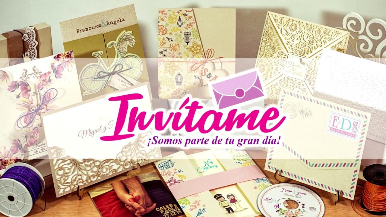 Tarjetas De Invitación Bucaramanga Barranca Cartagena