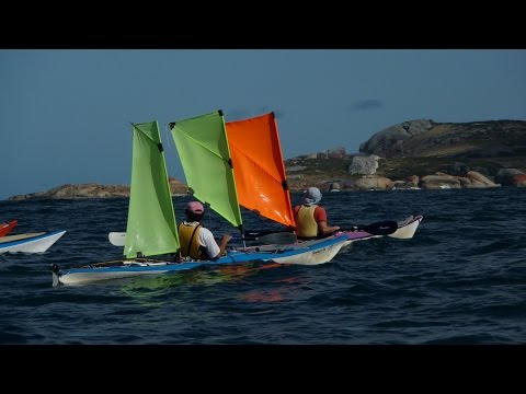 Flinders Is Sea Kayaking 2009