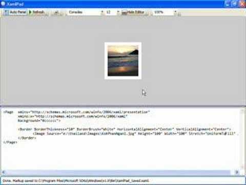 Intro to WPF Part 1: XamlPad - YouTube