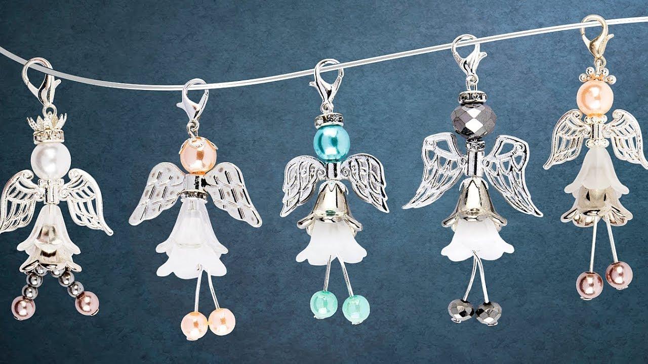 Perlen-Engel Mit Beinchen