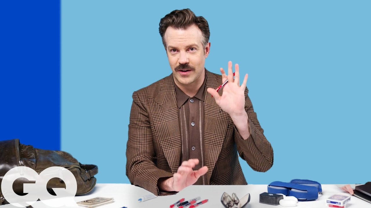 Download 10 Things Jason Sudeikis Can't Live Without   GQ