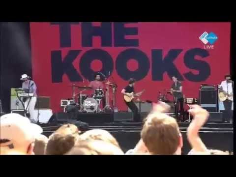 The Kooks Live at Pinkpop 2014 (full show)