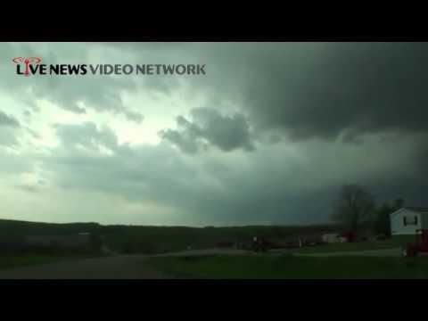 5/12/2014 Iowa/Illinois Storm Chase LIVE #1