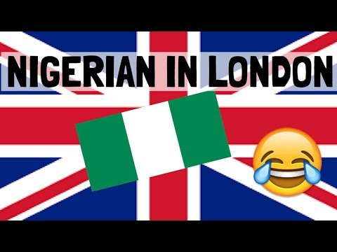 LAGOS TO LONDON: HOW TO IDENTIFY A NIGERIAN [2018] | Daily Vlog #29 | Sassy Funke