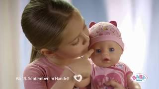 Беби Борн оригінал BABY born® Soft Touch – ab 15 September im Handel нова версія 2018