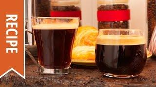 Cafe Crema Recipe