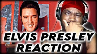ELVIS PRESLEY IN THE GHETTO REACTION - RAPPER 1ST TIME LISTEN - RAH REACTS - idk bout this one!!