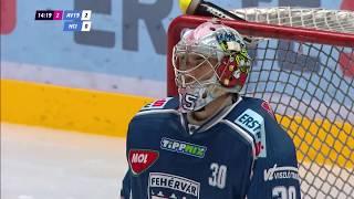 Fehérvár AV19 - HC Innsbruck 5 - 4 összefoglaló