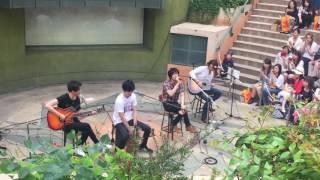 2017.06.10 川崎LACITTADELLA噴水広場 E.P.「SUMMER」発売記念イベント ...