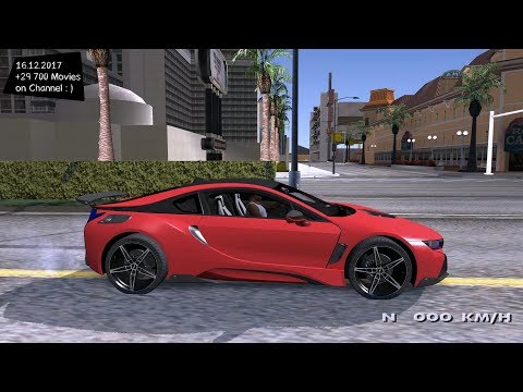 BMW I8 AC Schnitzer ACS8 Grand Theft Auto San Andreas GTA SA MOD
