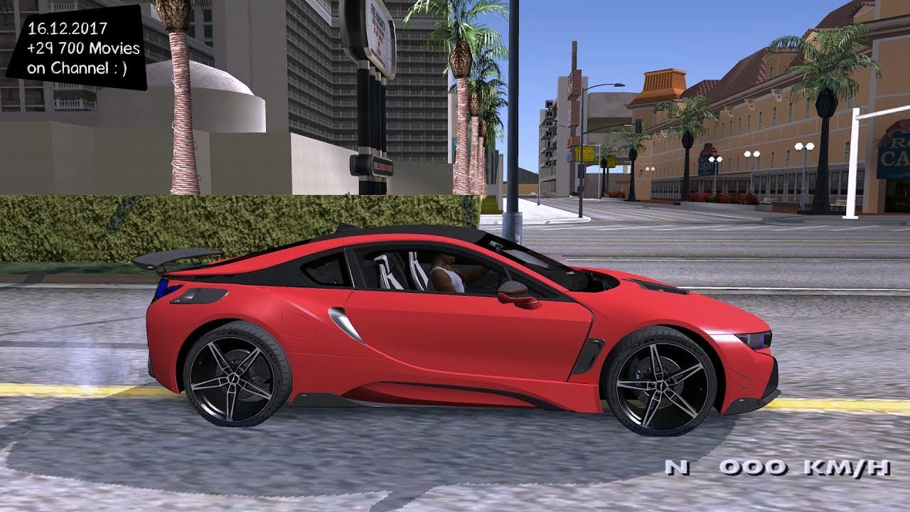 Bmw I8 Ac Schnitzer Acs8 Grand Theft Auto San Andreas Gta Sa Mod