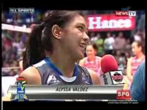 News TV All Sports: Shakey's V-League All Star Weekend