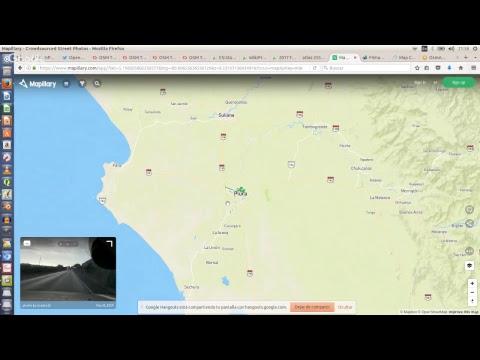 Segunda parte -Taller Open Street Map - Mapeo de las zonas afectadas - Perú