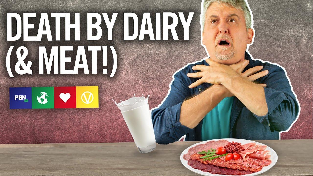 HOW ANIMAL FOODS ASSAULT OUR BODIES: Dr. Michael Klaper