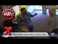 Ladrón finge ser cliente de óptica   Al Rojo Vivo   Telemundo