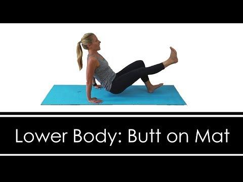 lower-body-butt-workout:-on-mat
