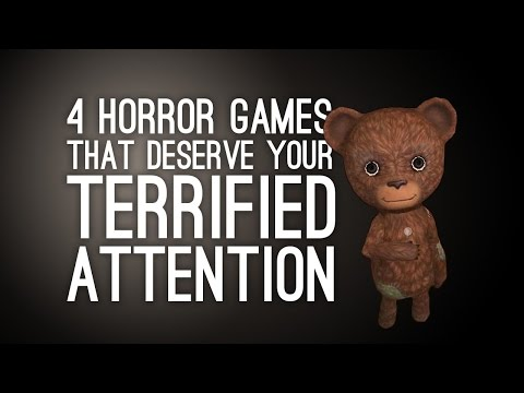 4 Xbox One Horror Games That Deserve Your Terrified Attention (and 1 That Might)