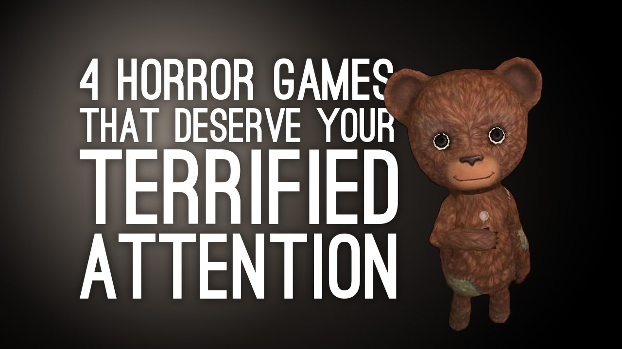 4 Xbox One Horror Games That Deserve Your Terrified