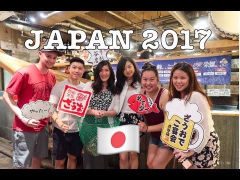 JAPAN 2017: Travel Guide to Tokyo, Osaka & Kyoto *SNEAK PEEK!!*