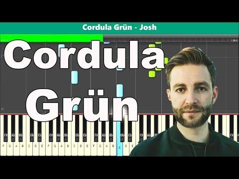 Cordula Grün Piano Tutorial - Free Sheet Music (Josh) thumbnail