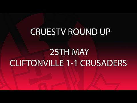 Cliftonville Crusaders Goals And Highlights