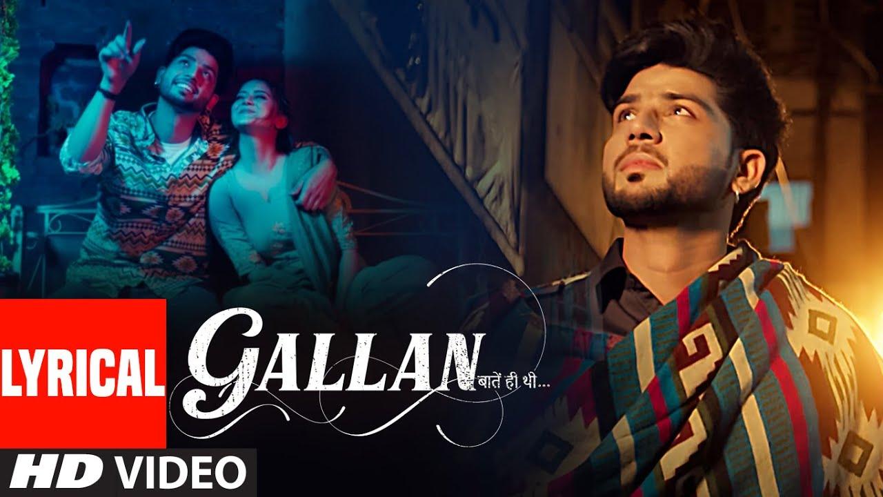 Gallan (Full Lyrical Song) Davinder Dhillon | Black Virus | Harj Maan | Latest Punjabi Songs 2021