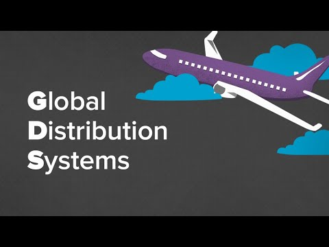 How airline distribution works | Global Distribution Systems