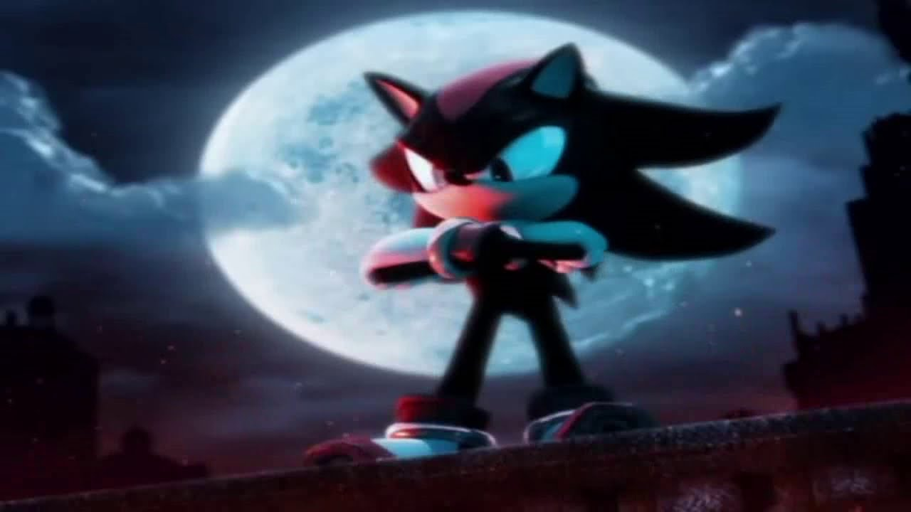 Shadow the Hedgehog Intro 720 p HD фото