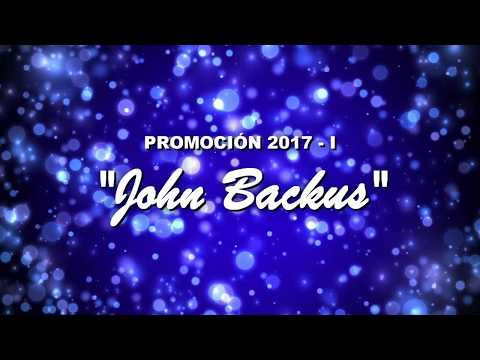 """FOTOS GRADUACIÓN INGENIERÍA INFORMÁTICA - """"JOHN BACKUS"""" - PROMOCIÓN  2017 – I"""