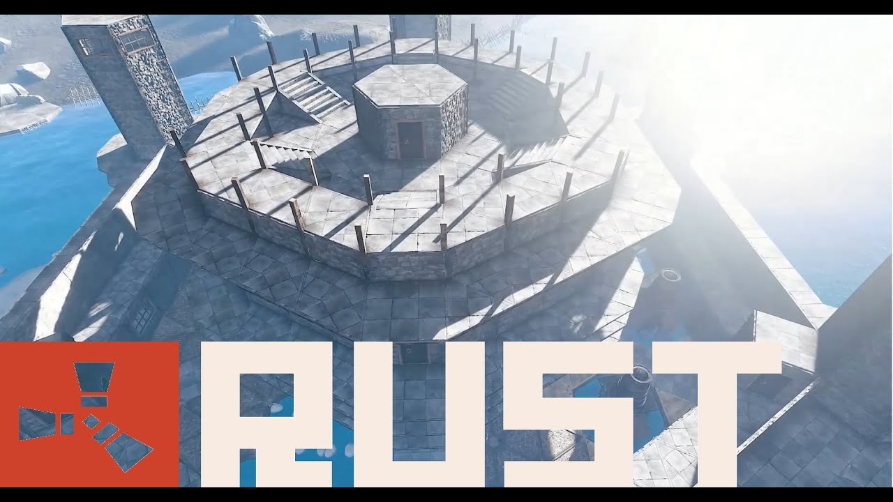 rust cribs: base designs | ep. 8 - youtube