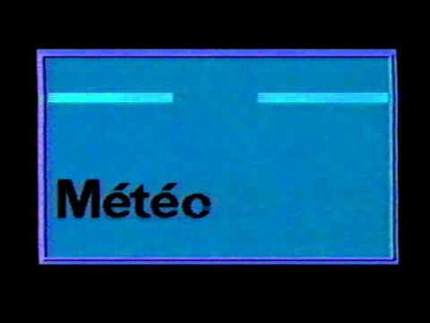 Videotron Montreal cable info channel 1993