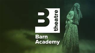 The Barn Academy | #BYourself