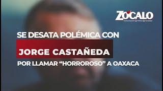 Así es Putla, el pueblo que Jorge Castañeda calificó de horroroso en Televisa
