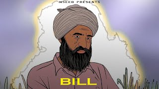 NseeB - Bill (Prod. By Jagga ) | Latest Hip Hop Rap Song | Latest Punjabi Song 2020