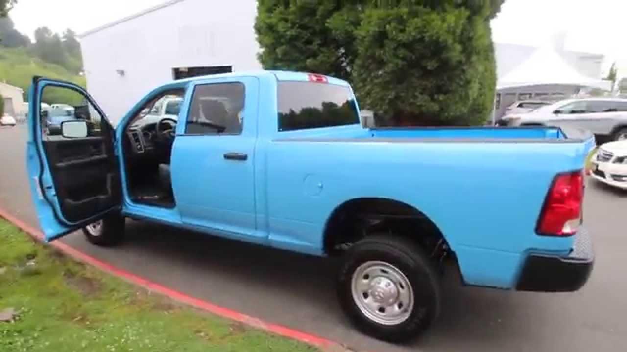 2014 Dodge Ram 1500 Crew Cab Robin Egg Blue Eg298553
