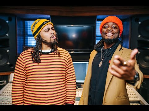 Chris Rivers and Oswin Benjamin Freestyle