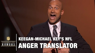 Keegan-Michael Key's NFL Anger Translator | 2017 NFL Honors