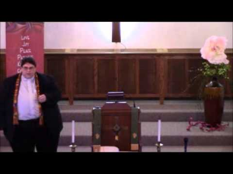 062815 Worship Service FUPC of Morning Sun