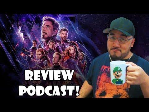 Avengers: Endgame – Review Podcast (SPOILER HEAVY)